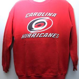 "90's Vintage ""CAROLINA HURRICANES"" Sweatshirt"